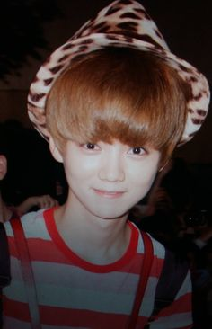 LuHan the cutest person ever