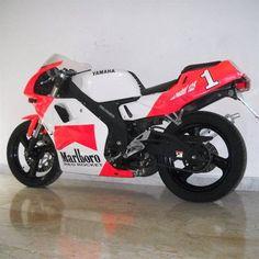 L'ottavo di litro italo-giapponese, una delle leggendarie 125 sportive degli anni 90