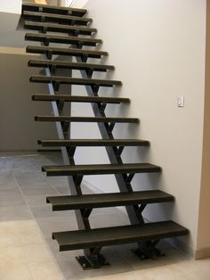 The staircase is an important component of a building providing access to different floors and roof of the building. It consists of a flight of steps Steel Stairs Design, Staircase Railing Design, Iron Staircase, Home Stairs Design, House Gate Design, Metal Stairs, Concrete Stairs, Modern Staircase, Staircase Outdoor