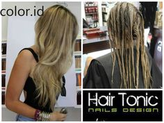 Color.ID result Hair Tonic