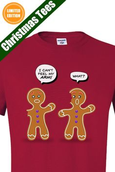 Gingermen - Projects to try - Diy Ugly Christmas Sweater, Ugly Sweater Party, Christmas Jumpers, Christmas Humor, Winter Christmas, Xmas Sweaters, Eliana, Pulls, Holiday Fun
