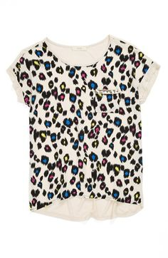 Soprano Sequin Dot Tee (Big Girls) available at #Nordstrom