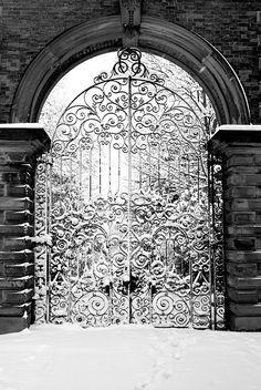 Winter | The gates of winter