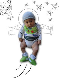 buzz lightyear baby - Google Search