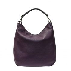 GIANNI CHIARINI BAG BS3251 - Large leather shoulder bag. Zipped main closure, leather adjustable strap, inside zippered pocket. Made in Italy.  #giannichiarini #handbag #madeinitalybag #madeinitaly