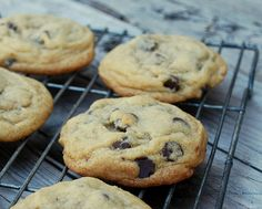 """""""Chocolate Chip Cookies with a Little Secret"""""""