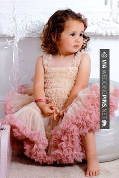 Fantastic! - Love this flower girl dress from AngelFace.co.uk | CHECK OUT MORE GREAT FLOWER GIRL AND RING BEARER PHOTOS AND IDEAS AT WEDDINGPINS.NET | #weddings #wedding #flowergirl #flowergirls #rings #weddingring #ringbearer #ringbearers #weddingphotographer #bachelorparty #events #forweddings #fairytalewedding #fairytaleweddings #romance
