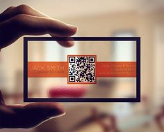 Modern Business Cards | Is it Time for Your Business Cards to Go Digital?