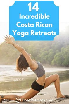 Yoga Poses & Workout : Head to Costa Rica for a rejuvenating holiday. Learn to surf, hike through the jungle, and discover the tasty flavors of the Caribbean on your next yoga retreat. Best Weight Loss, Weight Loss Tips, Romantic Beach Getaways, Best Yoga Retreats, Meditation, New Travel, Travel Tips, Surf Travel, Luxury Travel