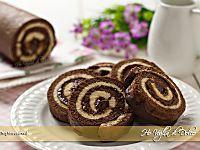 Girelle al cioccolato, ricetta   Ho Voglia di Dolce