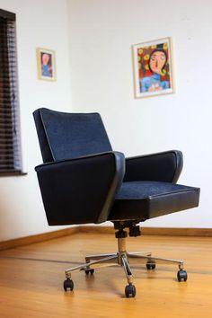 Retro Study Chair