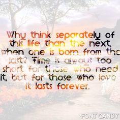 Look At Love -  Mevlana Jalaluddin Rumi