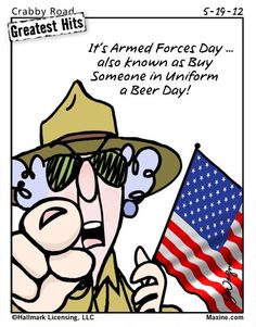 Armed Forces Day!!