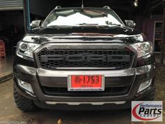 NN, Front Grill – Ford Ranger (T6) '15 (Facelift) – Performance ...