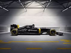 Renault confirma Magnussen ao lado de Palmer e apresenta carro com pintura preta e detalhes amarelos para 2016 / Grande Prêmio