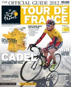 Tour de France Official Guide 2012#Repin By:Pinterest++ for iPad#
