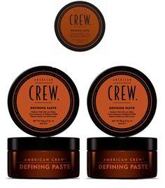 american crew defining paste 3x #American #Crew #haarproducten #haarverzorging #kappersbenodigdheden #barbershop #heren #man