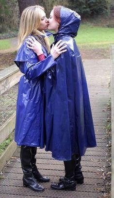 club pvc raincoatfetish pinterest and eroclubs #RaincoatsForWomenBlue