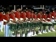 1987 Santa Clara Vanguard Onfield Drumline Recording (with video)