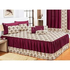 Bed Cover Design, Cushion Cover Designs, Sofa Design, Bedroom Layouts, Bedroom Sets, Bedroom Decor, Bed Sheet Painting Design, Sofa Covers Online, Designer Bed Sheets