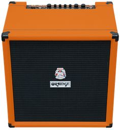 Check out the 2016 Orange Crush Bass Amp Series