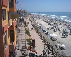Beach in Tijuana