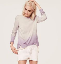 Lou & Grey Sunset Sweater / Loft / $54.99