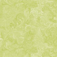 Complements, Light Green, South Sea Imports Fabric, Embellishment. $4.45, via Etsy.