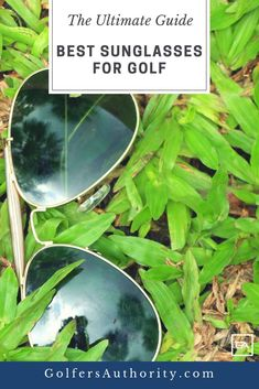 Golf Fashion Are you looking for the Best Sunglasses for Golf? Check out our in depth buyers guide to find the best pair of sunglasses for you. Chipping Tips, Golf Chipping, Golf Score, Golf Putting Tips, Golf Instruction, Driving Tips, Golf Exercises, Golf Training, Golf Lessons