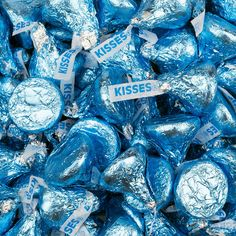 Buy Light Blue Candy Hershey's Kisses, Blue Candy for Candy Buffet - Boy Baby Shower Candy (Free Cold Packaging) Light Blue Aesthetic, Blue Aesthetic Pastel, Aesthetic Colors, Aesthetic Collage, Aesthetic Movies, Aesthetic Pics, Bedroom Wall Collage, Photo Wall Collage, Picture Wall