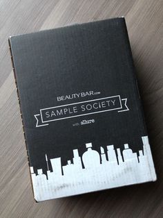 Sample Society Box Reviews - April 2013 - Beauty Subscriptions
