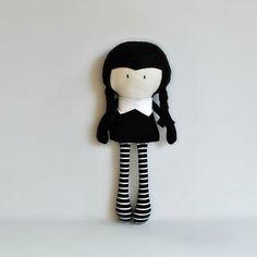 My Teeny Tiny Doll Wenny - Made to Order