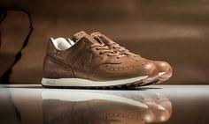 New Balance x Grenson Brogue Sneaker | Highsnobiety
