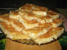 Heni modern konyhája: Hamis túrós rétes