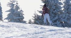 How to Work Out for Snowboarding. Snowboarding is a highly physical sport that requires a lot of endurance as well as strong core and leg muscles. Snowboarding Exercises, Stay In Shape, Workouts, Muscle, Outdoor, Outdoors, Work Outs, Excercise, Muscles