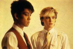 Ryuichi Sakamoto & David Sylvia