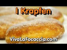 Ricetta Krapfen (Bomboloni) Fatti in Casa