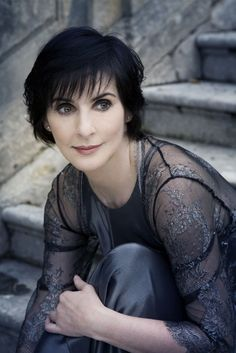 Enya ~ an Irish singer, instrumentalist and songwriter. Her haunting voice is…