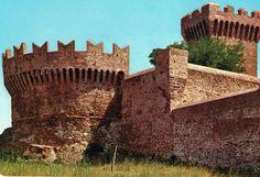 Populonia Castello Cartolina non viaggiata