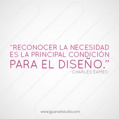 Charles Eames #Design #Quotes