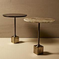 Madison Avenue side table | furniture