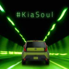 Make 'em green with envy - The Kia Soul.