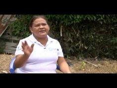Con mucho entusiasmo Mónica Mercado ha asumido su participación en Mujeres Ahorradoras en Acción. Su testimonio es como el de muchas colombianas a quienes este programa les ha servido para alcanzar un mejor nivel de vida.