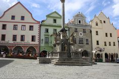 The pretty town square is lined with cafes and restaurants and is also where you'll find the Tourist Office.