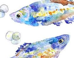 Image result for kids watercolor print