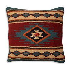 Hand Woven WOOL Throw Pillow Cover Southwest Mexican Tribal Native American Style (Veracruz) Southwest Boutique http://www.amazon.com/dp/B0189QRE64/ref=cm_sw_r_pi_dp_LILzwb0W4RJ35