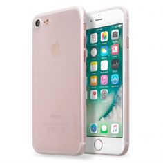 Laut SlimSkin iPhone 7 semitransparant  SHOP ONLINE: http://www.purelifestyle.be/shop/view/technology/iphone-beschermhoezen/laut-slimskin-iphone-7-transparant