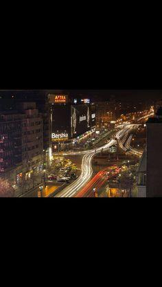 Bucharest Bucharest, Romania, Times Square, Travel, Viajes, Destinations, Traveling, Trips