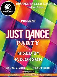 Just Dance Party Saturday, SeeJay Radio - DANCE MUSIC ONLY! Party Mix, Just Dance, Dance Music, Ballroom Dance Music