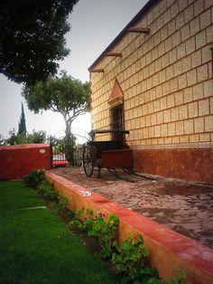 #Exhacienda La Estancia, un lugar increíble y de gran #historia en el municipio de #Actopan. @SECTURHidalgo #Turismo
